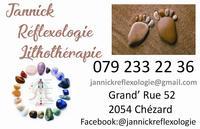 Jannick Réflexologie - Lithothérapie