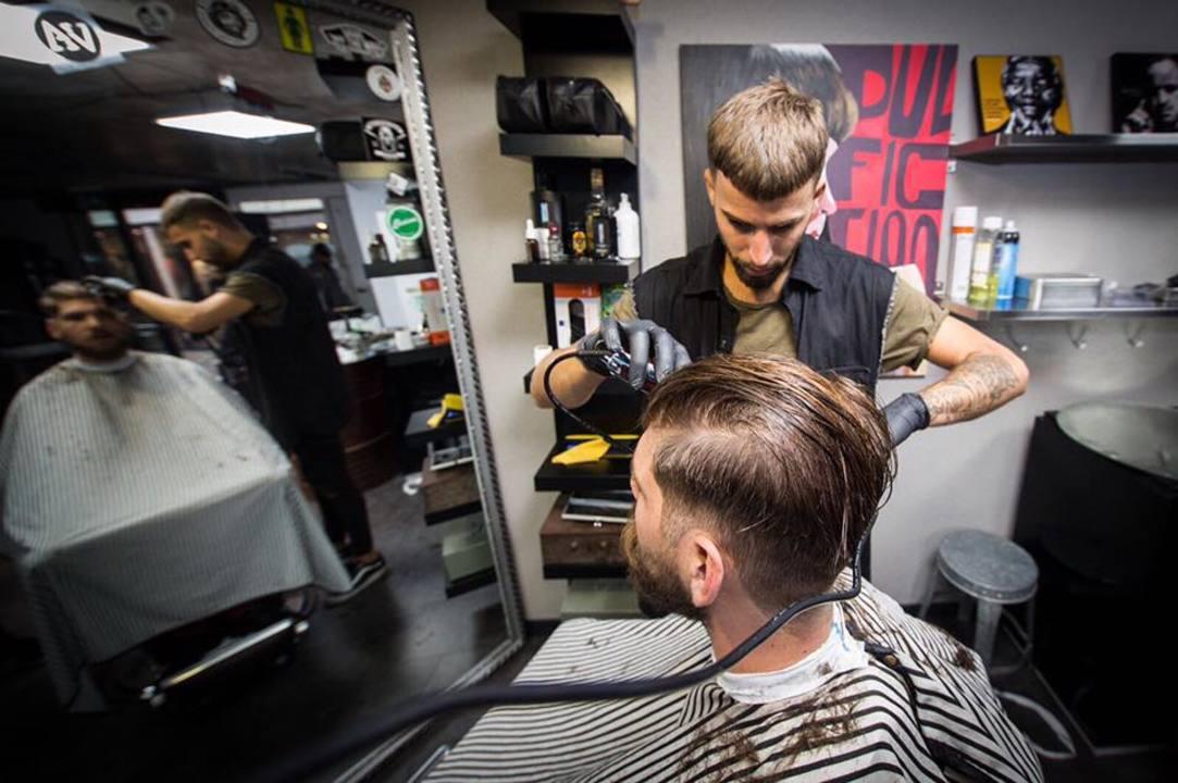 Nico barber
