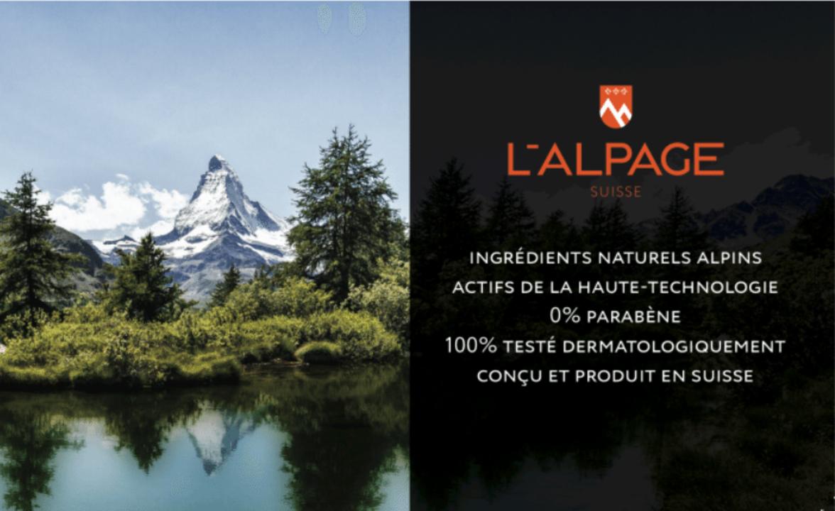 Lalpage du naturel dans tes produits
