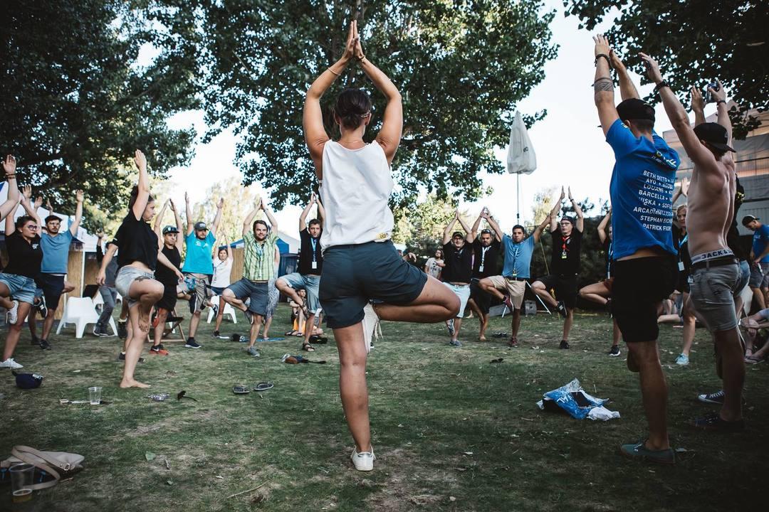 Yoga estivale 2