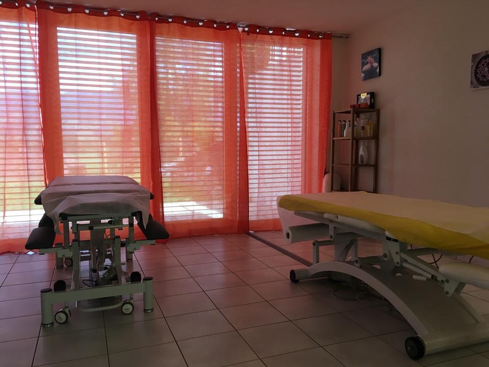 Massage douleur