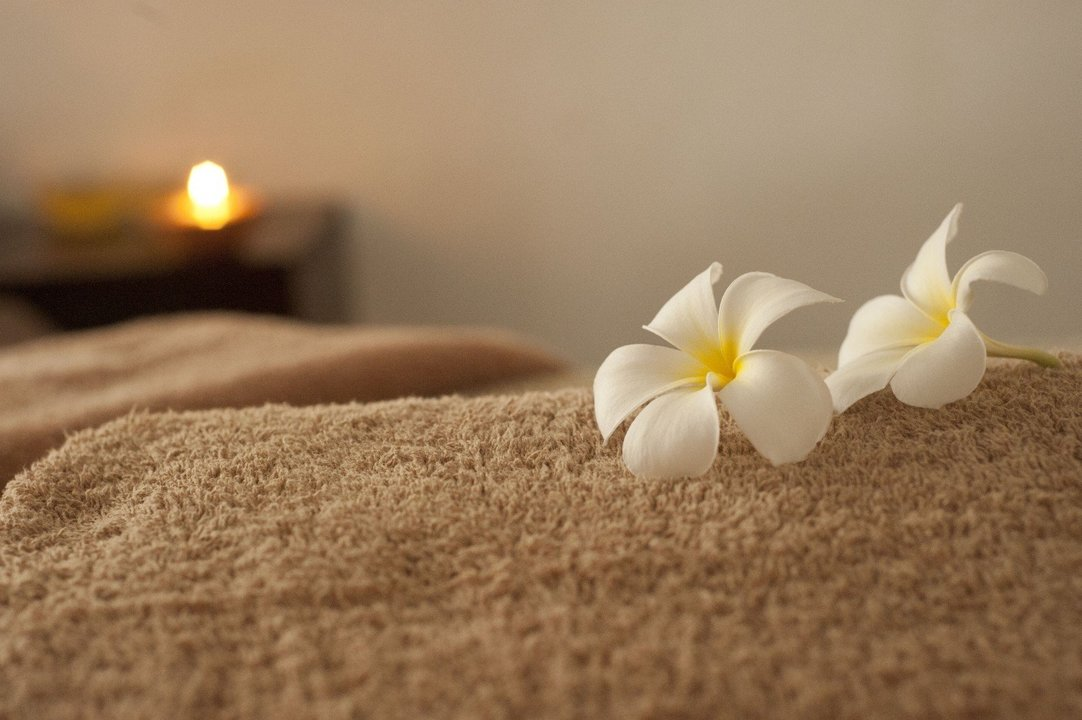 Relaxation spa massage