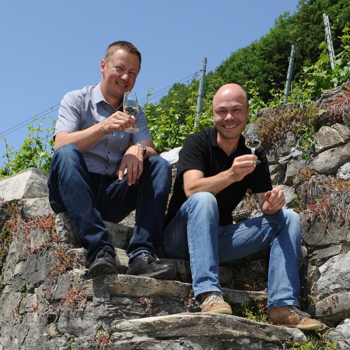 Alain et marc emery