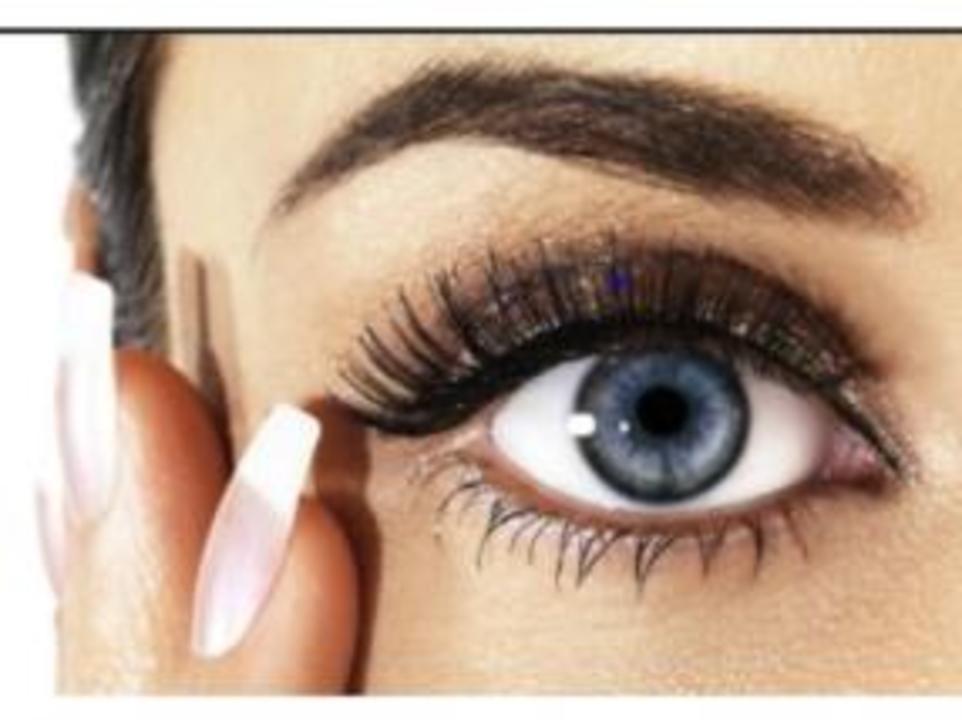 Teinture cil   teinture avec %c3%a9pilation sourcils