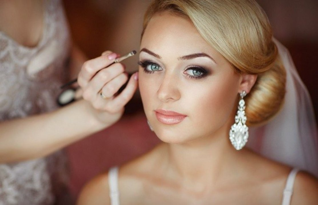 Maquillage mariage yeux clairs e1500025441277