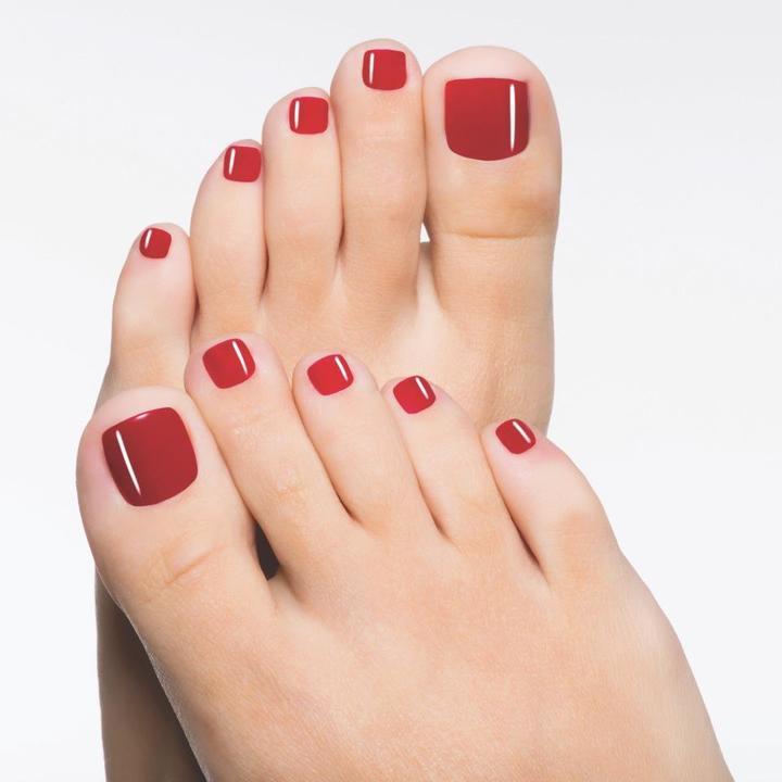 Vernis perm pieds